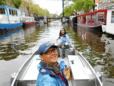 Private boat rental Amsterdam at Boats4rent