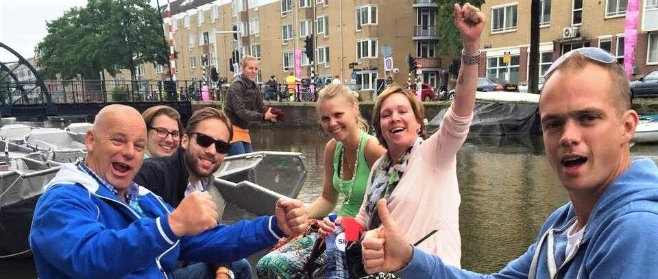 Amsterdam Boot mieten Checkliste Boats4rent