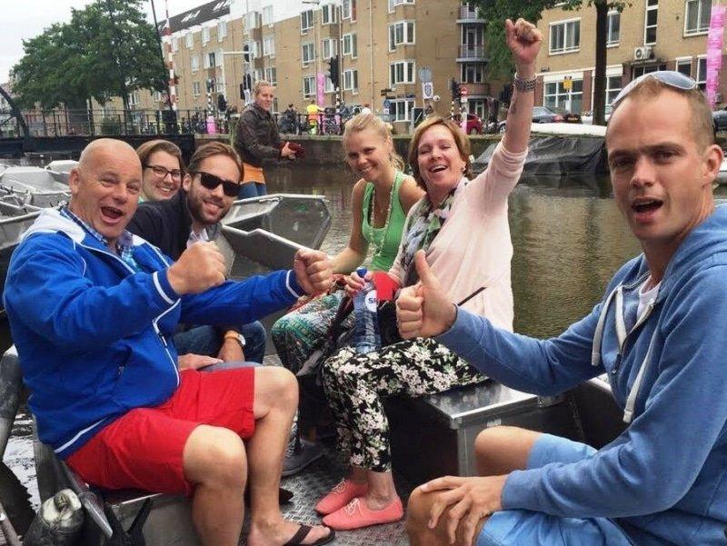 Checklist sloep huren Amsterdam Boats4rent
