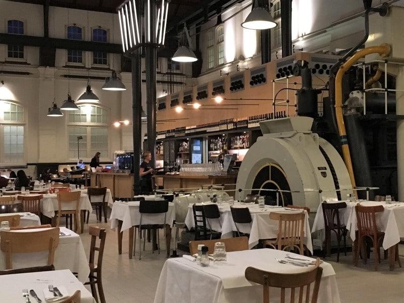 Cafe Restaurant Amsterdam Westerpark nabij Boats4rent