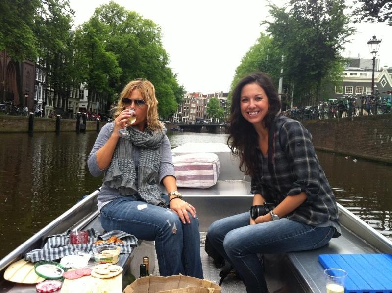 Grachtenfahrt Amsterdam Boot mieten Boats4rent