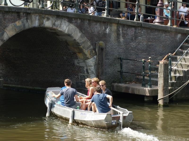 De goedkoopste bootverhuur van Amsterdam is Boats4rent
