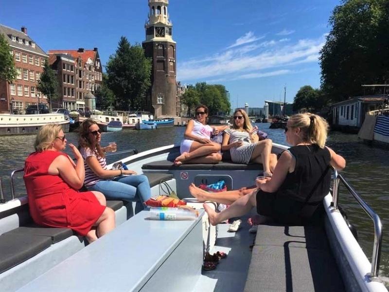 Goedkoopste sloepverhuur in Amsterdam