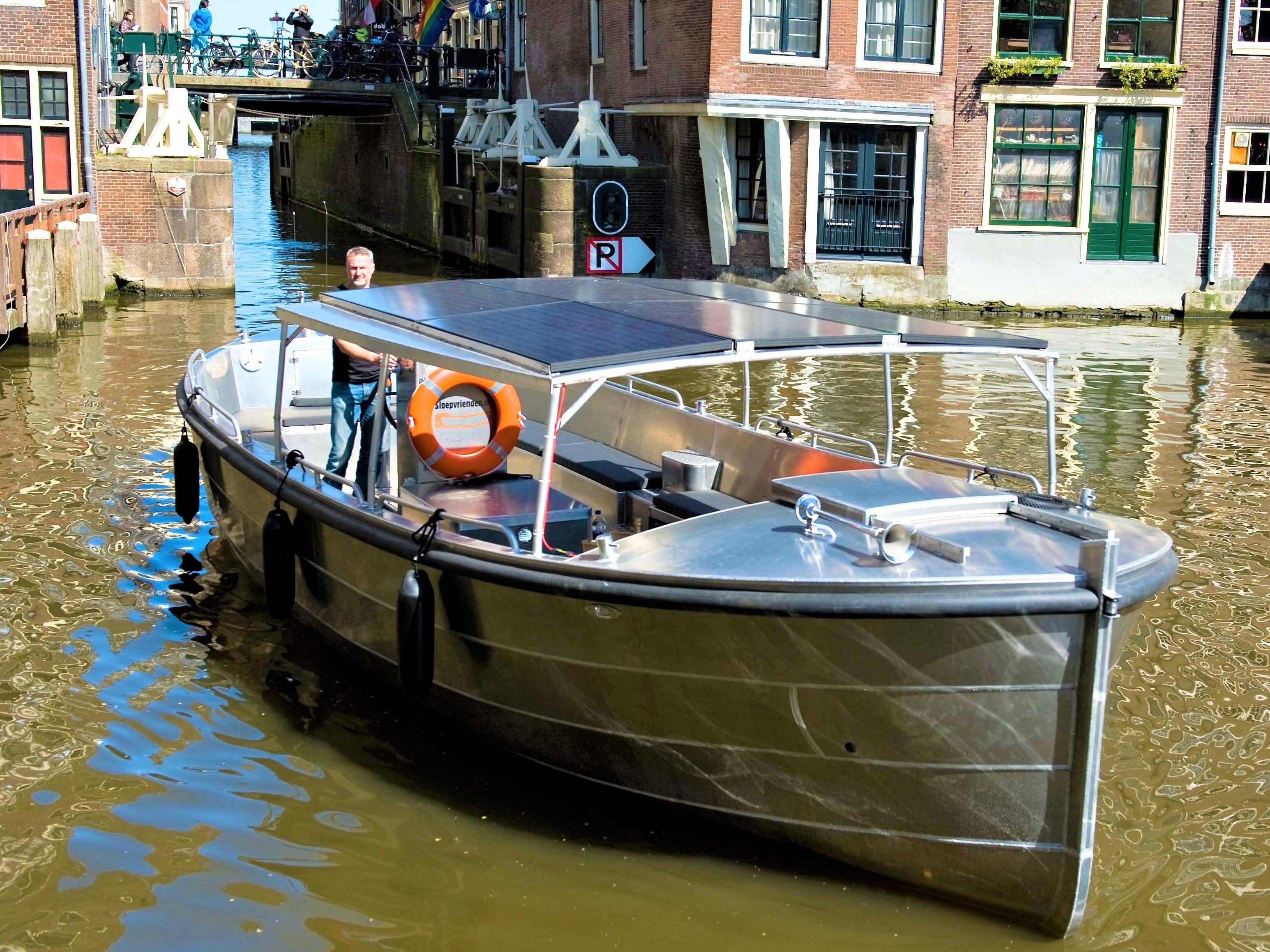 Voordeligste Sloepverhuur Amsterdam