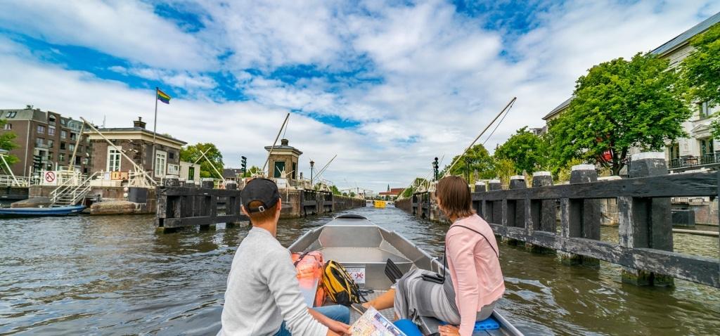 Sloep huren Amsterdam zonder schipper