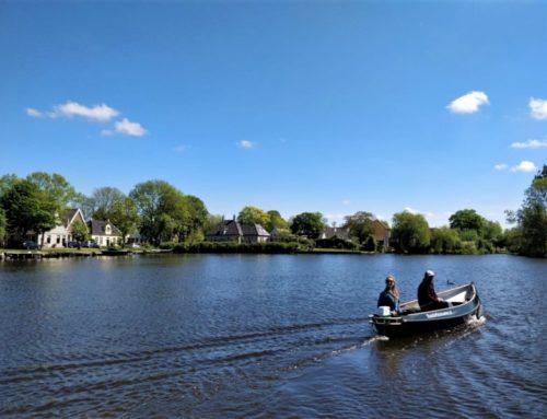 Bootverhuur buiten Amsterdam