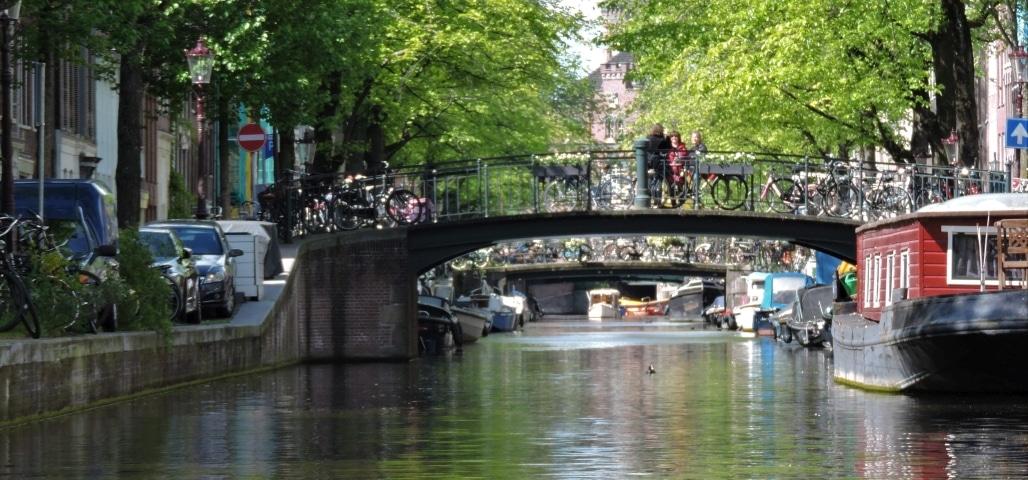 Best canals Amsterdam Bloemgracht