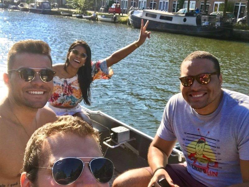 Bootverhuur Amsterdam