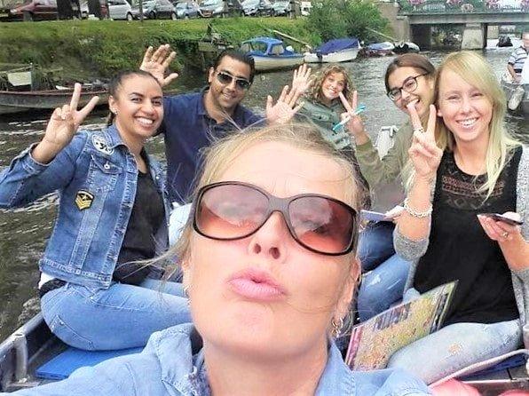 Günstig Boot mieten Amsterdam