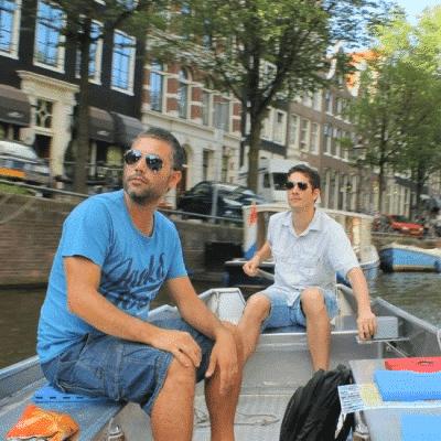 Selbst Bootfahren Amsterdam