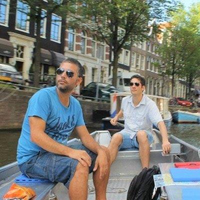 electric boat rental amsterdam
