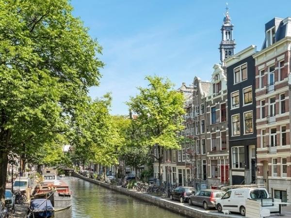 Jordaan canal tour