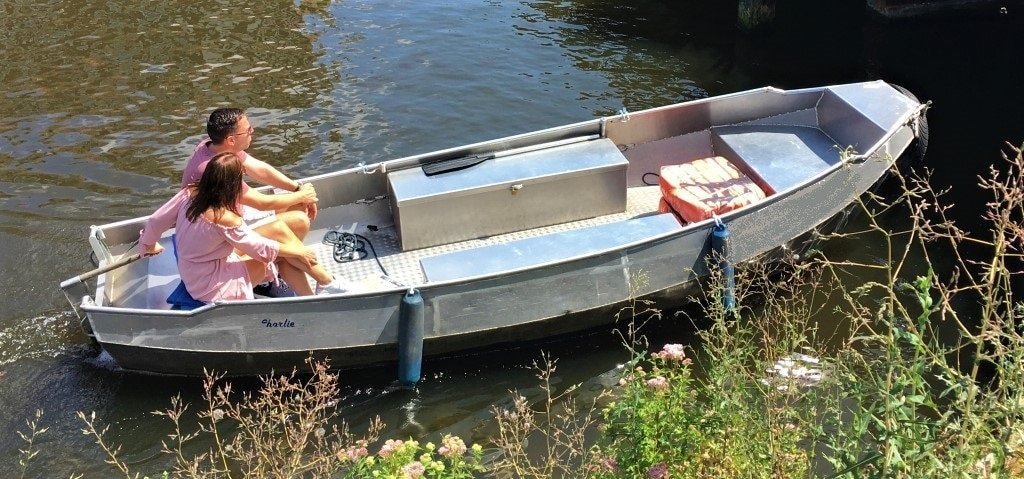 Goedkoop bootje huren zonder schipper