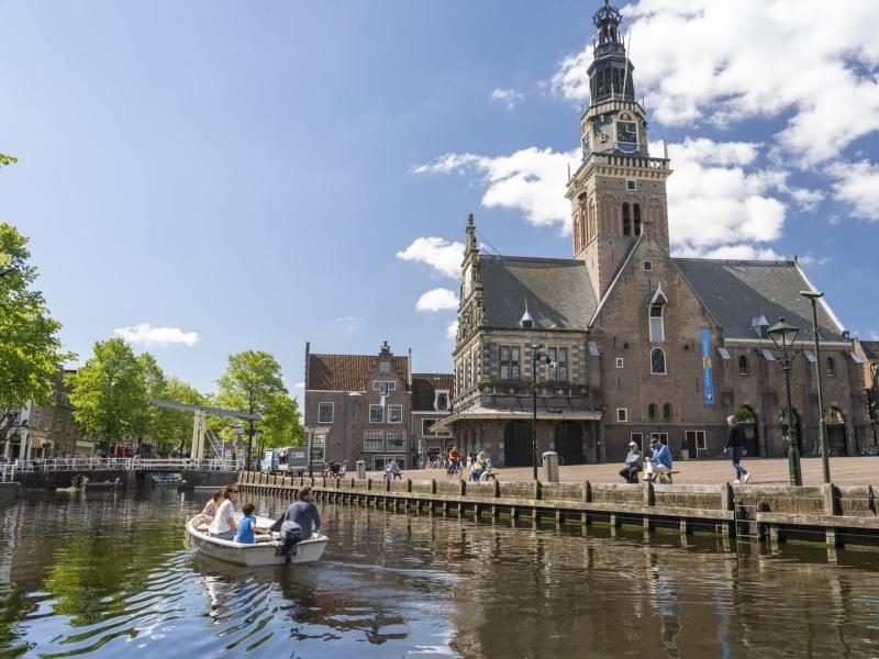 Varen in Alkmaar